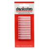 Denicotea Slimline-Filter, Spitzenfilter 6mm, 10er